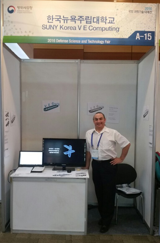 IMSTF 2016 Booth